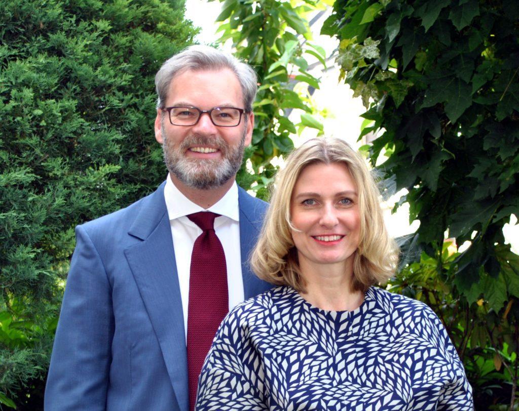 Alexandra und Herbert Stricker